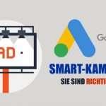 Konzept von Google AdWords