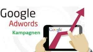 Google Adwords Kampagnen